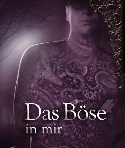 Cover der Anthologie Das Böse in mir
