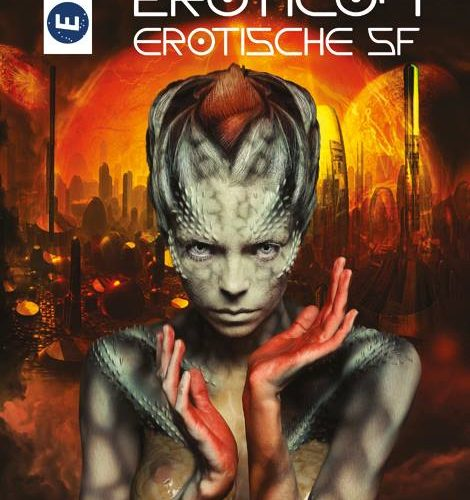 Cover der Anthologie Alien Eroticon